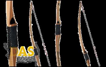 Bucktrail Tir /à larc Top et Top Fausse Cord pour les arcs longs