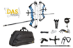 Kinetic Compound Set Target Package Mirage Blue