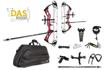 Kinetic Compound Set Target Package Mirage red