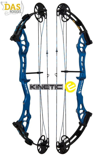 Kinetic Compound Static 36 Inch  Blauw