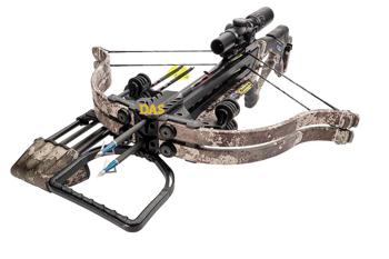 Bild von Excalibur Twinstrike 360 Armbrust Strata overwatch Scope w/Charger Ext Camo